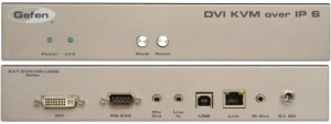 Gefen DVI KVM Extender over IP