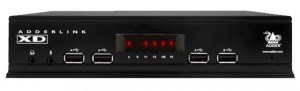 ADDERLink XD522, KVM Extender mit Display Port, USB 2.0 und Audio, RS-232